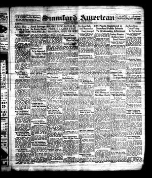 Primary view of object titled 'Stamford American (Stamford, Tex.), Vol. 18, No. [25], Ed. 1 Friday, September 11, 1942'.