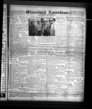 Primary view of object titled 'Stamford American (Stamford, Tex.), Vol. 15, No. 52, Ed. 1 Friday, March 24, 1939'.