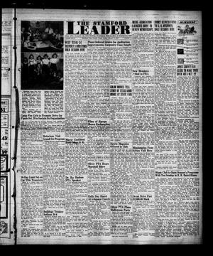 Primary view of object titled 'The Stamford Leader (Stamford, Tex.), Vol. 47, No. 5, Ed. 1 Friday, October 17, 1947'.