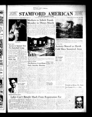 Primary view of object titled 'Stamford American and The Stamford Leader (Stamford, Tex.), Vol. 37, No. 48, Ed. 1 Thursday, January 26, 1961'.