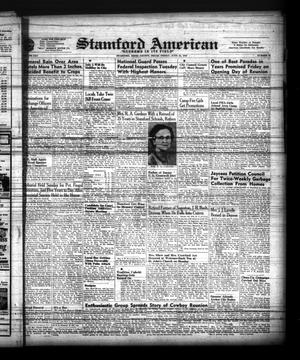 Primary view of object titled 'Stamford American (Stamford, Tex.), Vol. 25, No. 15, Ed. 1 Friday, June 25, 1948'.