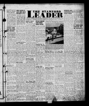 Primary view of object titled 'The Stamford Leader (Stamford, Tex.), Vol. 46, No. 11, Ed. 1 Friday, November 29, 1946'.