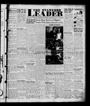 Primary view of object titled 'The Stamford Leader (Stamford, Tex.), Vol. 46, No. 24, Ed. 1 Friday, February 28, 1947'.