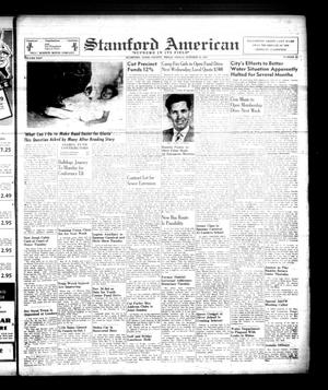Primary view of object titled 'Stamford American (Stamford, Tex.), Vol. 24, No. 32, Ed. 1 Friday, October 24, 1947'.