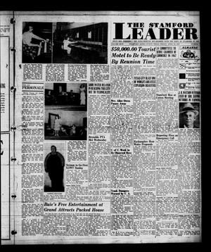 Primary view of object titled 'The Stamford Leader (Stamford, Tex.), Vol. 46, No. 31, Ed. 1 Friday, April 18, 1947'.
