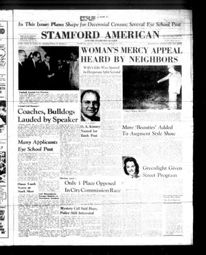 Primary view of object titled 'Stamford American and The Stamford Leader (Stamford, Tex.), Vol. 37, No. 2, Ed. 1 Thursday, March 10, 1960'.
