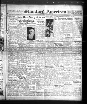 Primary view of object titled 'Stamford American (Stamford, Tex.), Vol. 16, No. 8, Ed. 1 Friday, May 19, 1939'.