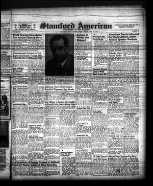 Primary view of object titled 'Stamford American (Stamford, Tex.), Vol. 25, No. 13, Ed. 1 Friday, June 11, 1948'.
