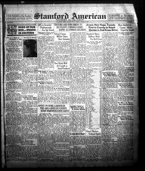 Primary view of object titled 'Stamford American (Stamford, Tex.), Vol. 20, No. 51, Ed. 1 Friday, March 10, 1944'.