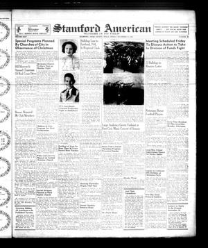 Primary view of object titled 'Stamford American (Stamford, Tex.), Vol. 24, No. 40, Ed. 1 Friday, December 19, 1947'.
