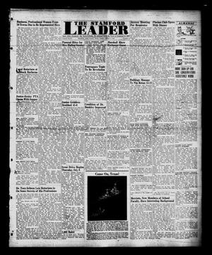 Primary view of object titled 'The Stamford Leader (Stamford, Tex.), Vol. 47, No. 3, Ed. 1 Friday, October 3, 1947'.