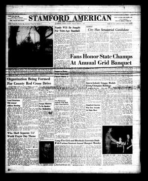 Primary view of object titled 'Stamford American and The Stamford Leader (Stamford, Tex.), Vol. 34, No. 1, Ed. 1 Thursday, March 7, 1957'.