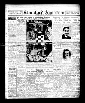 Primary view of object titled 'Stamford American (Stamford, Tex.), Vol. 22, No. 11, Ed. 1 Friday, June 1, 1945'.