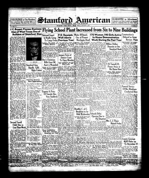 Primary view of object titled 'Stamford American (Stamford, Tex.), Vol. 17, No. 41, Ed. 1 Friday, January 3, 1941'.