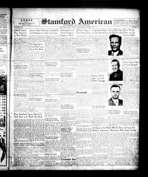 Primary view of object titled 'Stamford American (Stamford, Tex.), Vol. 22, No. 52, Ed. 1 Friday, March 15, 1946'.