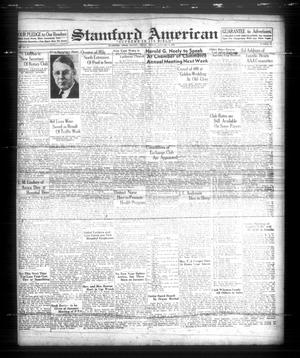 Primary view of object titled 'Stamford American (Stamford, Tex.), Vol. 15, No. 41, Ed. 1 Friday, January 6, 1939'.