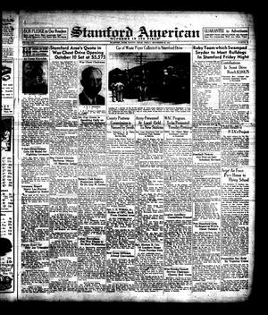 Primary view of object titled 'Stamford American (Stamford, Tex.), Vol. 21, No. [28], Ed. 1 Friday, September 29, 1944'.