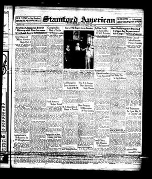 Primary view of object titled 'Stamford American (Stamford, Tex.), Vol. 18, No. 16, Ed. 1 Friday, July 11, 1941'.
