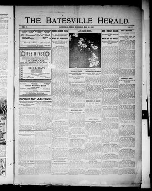 Primary view of object titled 'The Batesville Herald. (Batesville, Tex.), Vol. 7, No. 11, Ed. 1 Thursday, March 21, 1907'.