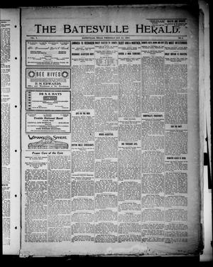 Primary view of object titled 'The Batesville Herald. (Batesville, Tex.), Vol. 7, No. 4, Ed. 1 Thursday, January 31, 1907'.