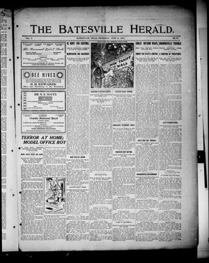 Primary view of object titled 'The Batesville Herald. (Batesville, Tex.), Vol. 7, No. 23, Ed. 1 Thursday, June 13, 1907'.