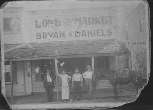Primary view of object titled '[Lone Star Market]'.