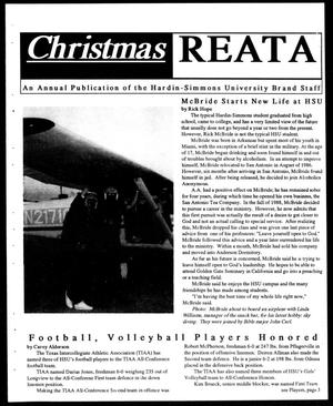 Primary view of object titled 'Reata (Abilene, Tex.), December 1990'.