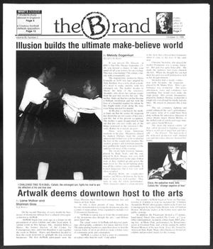 Primary view of object titled 'The Brand (Abilene, Tex.), Vol. 85, No. 2, Ed. 1, Tuesday, October 13, 1998'.