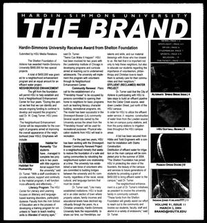 Primary view of object titled 'The Brand (Abilene, Tex.), Vol. 91, No. 11, Ed. 1, Tuesday, March 2, 2004'.