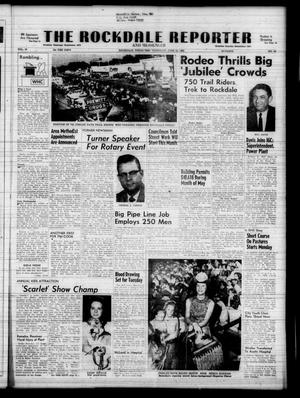The Rockdale Reporter and Messenger (Rockdale, Tex.), Vol. 97, No. 24, Ed. 1 Thursday, June 12, 1969