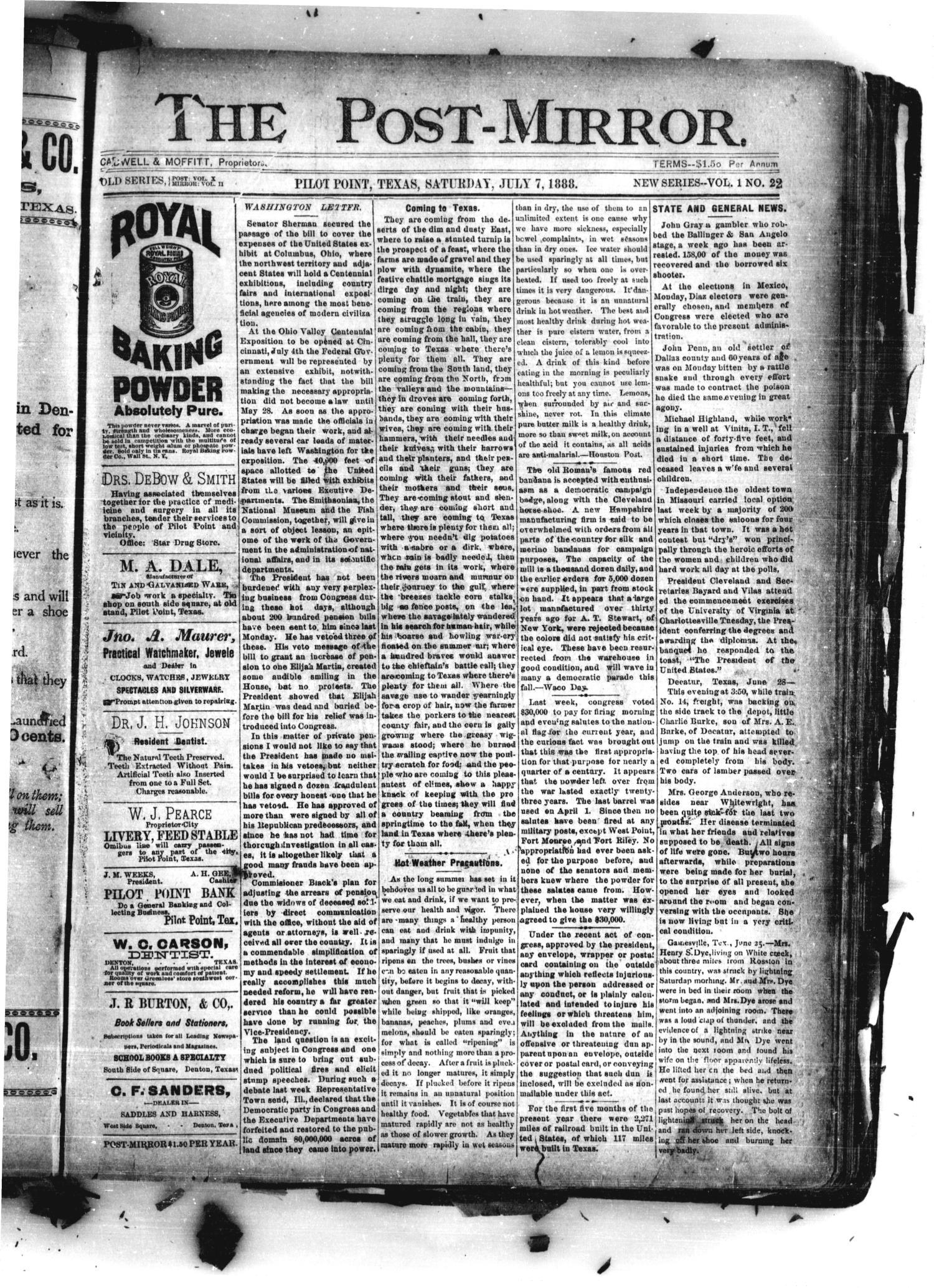 1888 gule sider