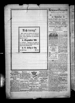 La Grange Deutsche Zeitung  (La Grange, Tex ), Vol  9, No