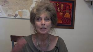 Primary view of Oral History Interview with Mary Jo O'Rear on July 22, 2016.