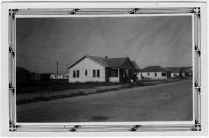 Primary view of object titled '[St. Paul's Church - Freeport, TX. - Rectory]'.