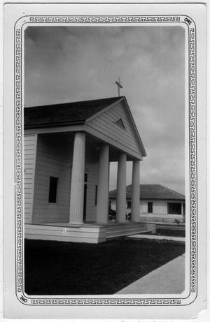 Primary view of object titled '[St. Paul's Episcopal Church - Freeport, TX.]'.