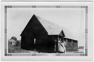 Primary view of object titled '[Unidentified Building]'.