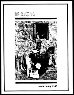 Primary view of object titled 'Reata (Abilene, Tex.), Homecoming 1983'.
