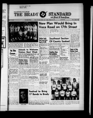 The Brady Standard and Heart O' Texas News (Brady, Tex.), Vol. 50, No. 20, Ed. 1 Friday, February 27, 1959