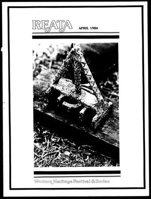 Primary view of object titled 'Reata (Abilene, Tex.), April 1984'.