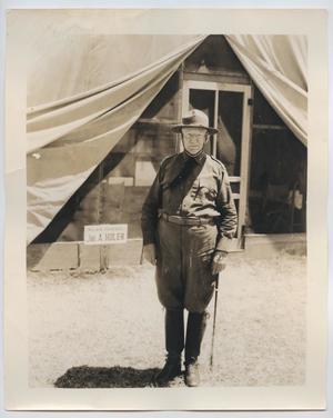 [Photograph of Major General John A. Hulen]