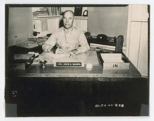 [Photograph of Col. John K. Brown]