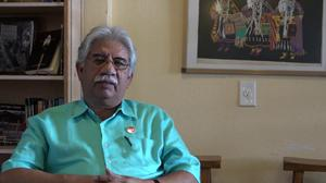 Primary view of Oral History Interview with Gilbert Rivera on June 15, 2016.