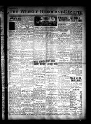 Primary view of object titled 'The Weekly Democrat-Gazette (McKinney, Tex.), Vol. 30, No. 32, Ed. 1 Thursday, September 11, 1913'.