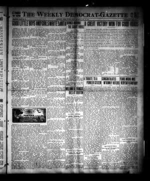 The Weekly Democrat-Gazette (McKinney, Tex.), Vol. 30, No. 46, Ed. 1 Thursday, December 18, 1913