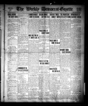 The Weekly Democrat-Gazette (McKinney, Tex.), Vol. 30, No. 50, Ed. 1 Thursday, January 15, 1914