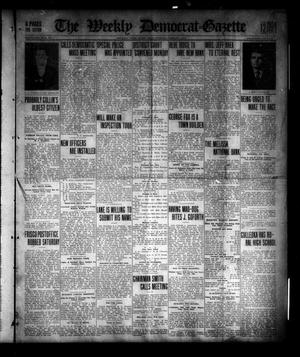Primary view of object titled 'The Weekly Democrat-Gazette (McKinney, Tex.), Vol. 31, No. 1, Ed. 1 Thursday, February 5, 1914'.