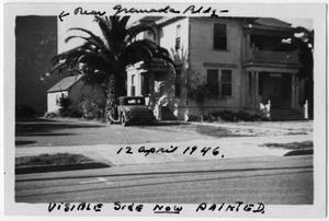 Primary view of object titled '[1215 Anacapa St - Santa Barbara, Ca.]'.