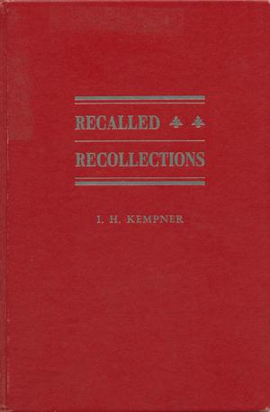Recalled Recollections