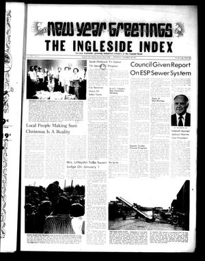 Primary view of object titled 'The Ingleside Index (Ingleside, Tex.), Vol. 24, No. 47, Ed. 1 Thursday, December 26, 1974'.