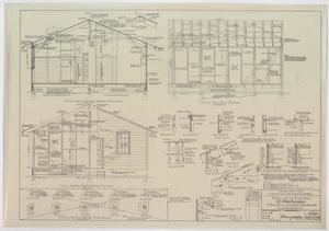Army Mobilization Buildings: Wall Framing